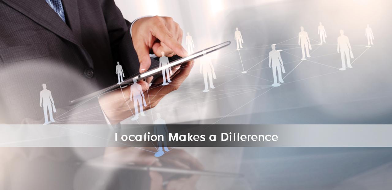 Location Makes